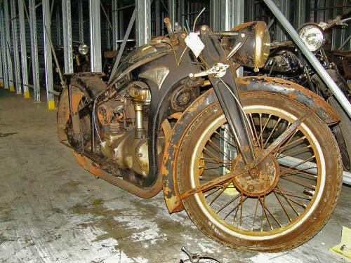 1933 Zundapp 20cc Model OK