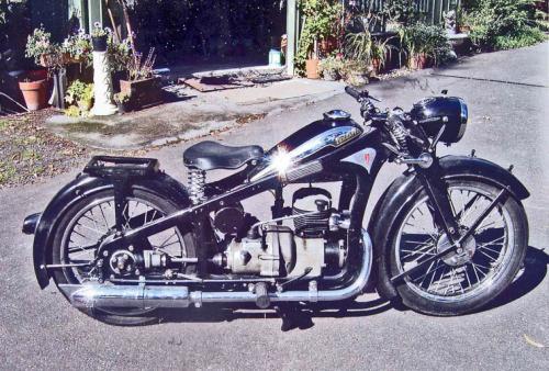 1934 K200 Victoria Australia