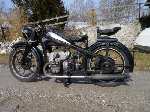 1934 K500