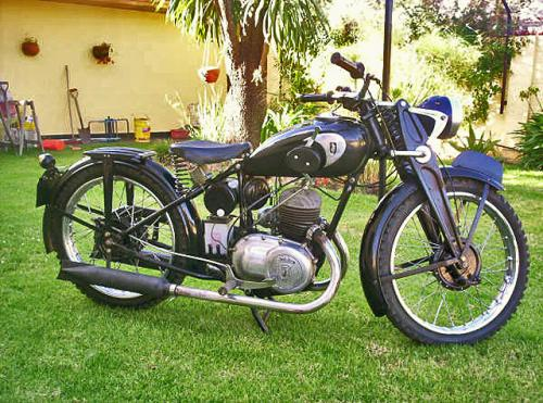 1936 DB200 Argentina