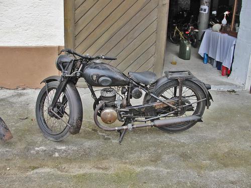 1937 DBT 200cc