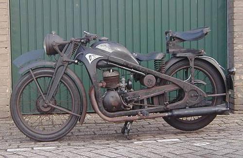 1938 DBK200 Netherlands