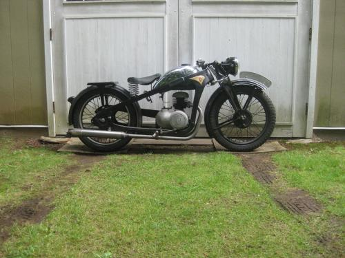 1938 DBK250 Vancouver BC Canada