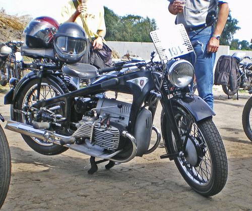 K800 daily rider