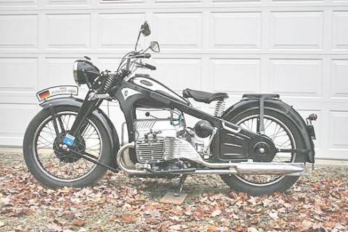 1933 K800 NewYork