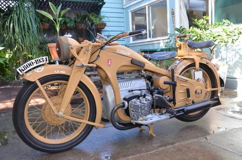 1934 K800 Sidney Australia