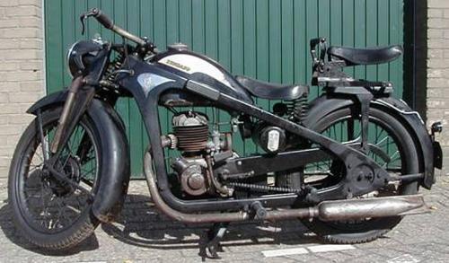 1935 DK200 Netherlands