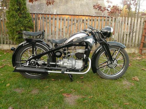1935 DK200 Poland