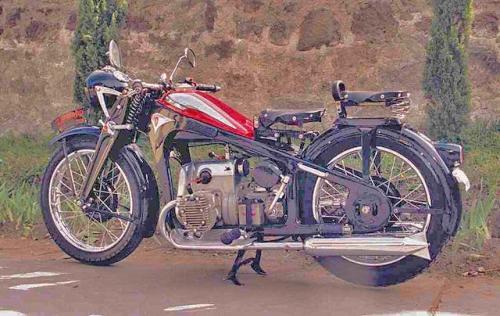 1935 K500 Mexico