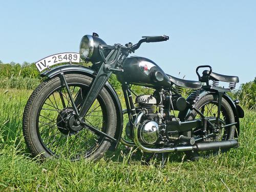 1936 DB200 Netherlands