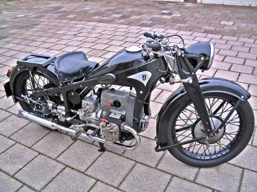 1936 K500 Netherlands