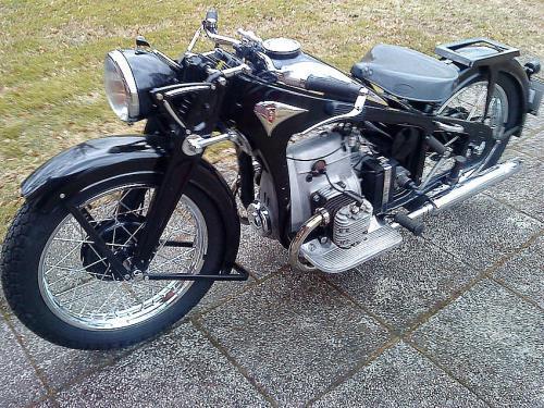 1937 K500 Forsheda Sweden
