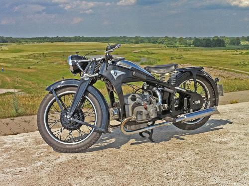 1937 KS500 Germany