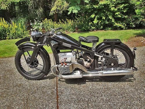 1938 K800 Oregon