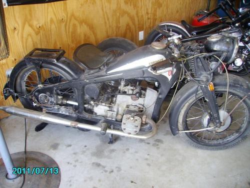 1939 K500 Austin, Texas