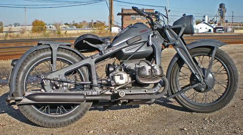 1940 KS600 Chicago after