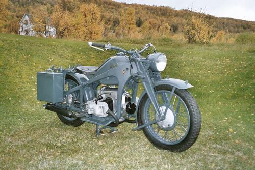 1940 KS600 Norway