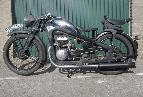 DBK250 Netherlands