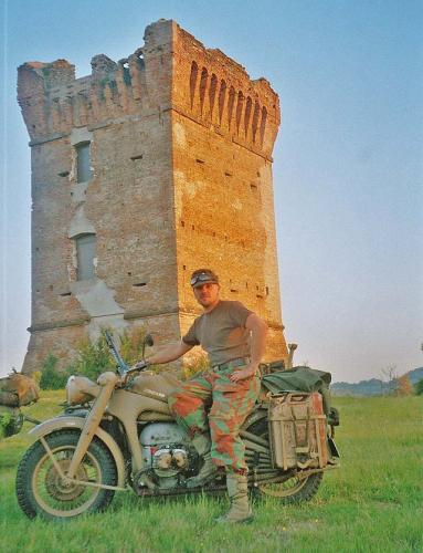 KS750 Italy